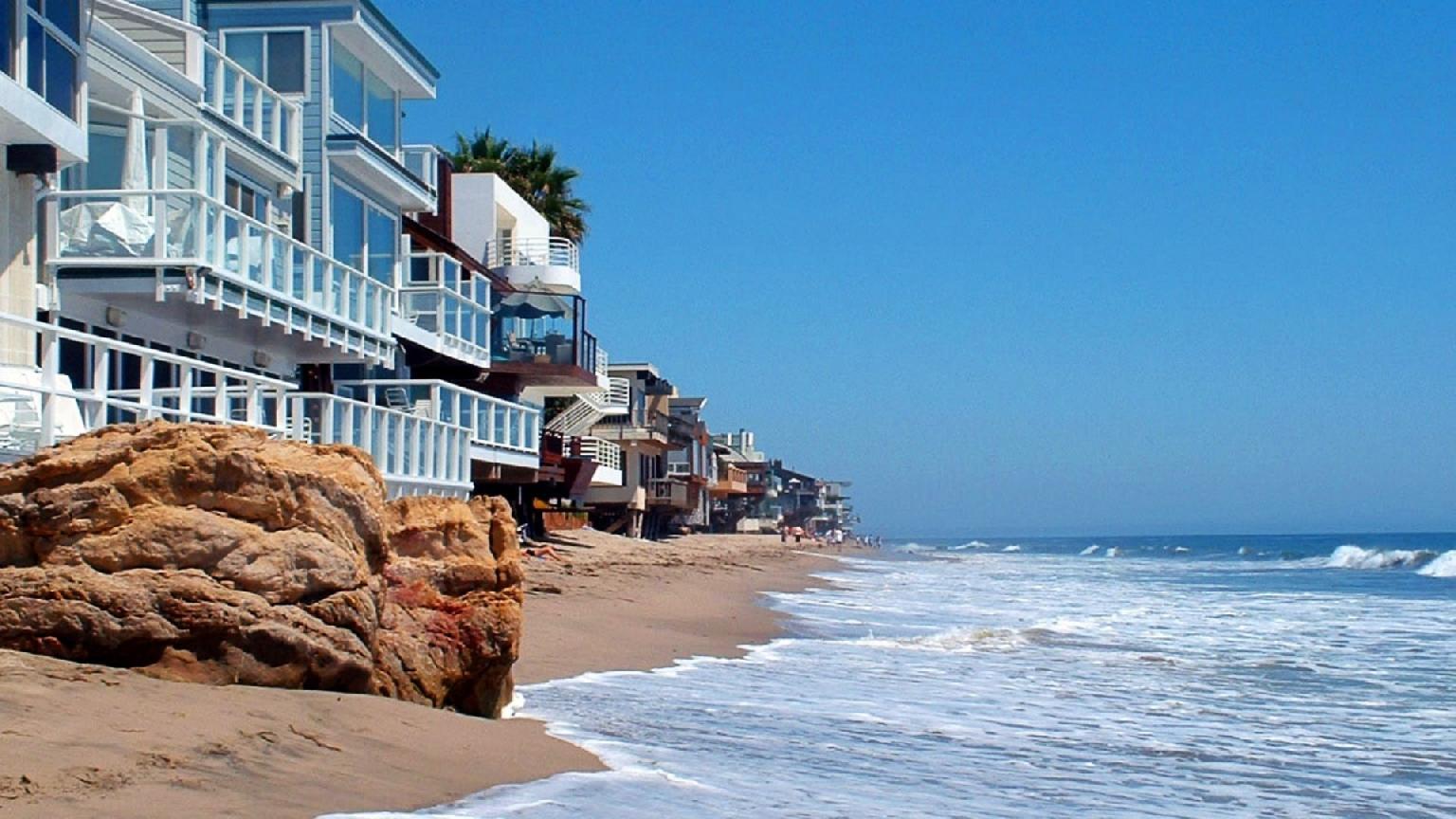 Пляж во лос анджелесе 18