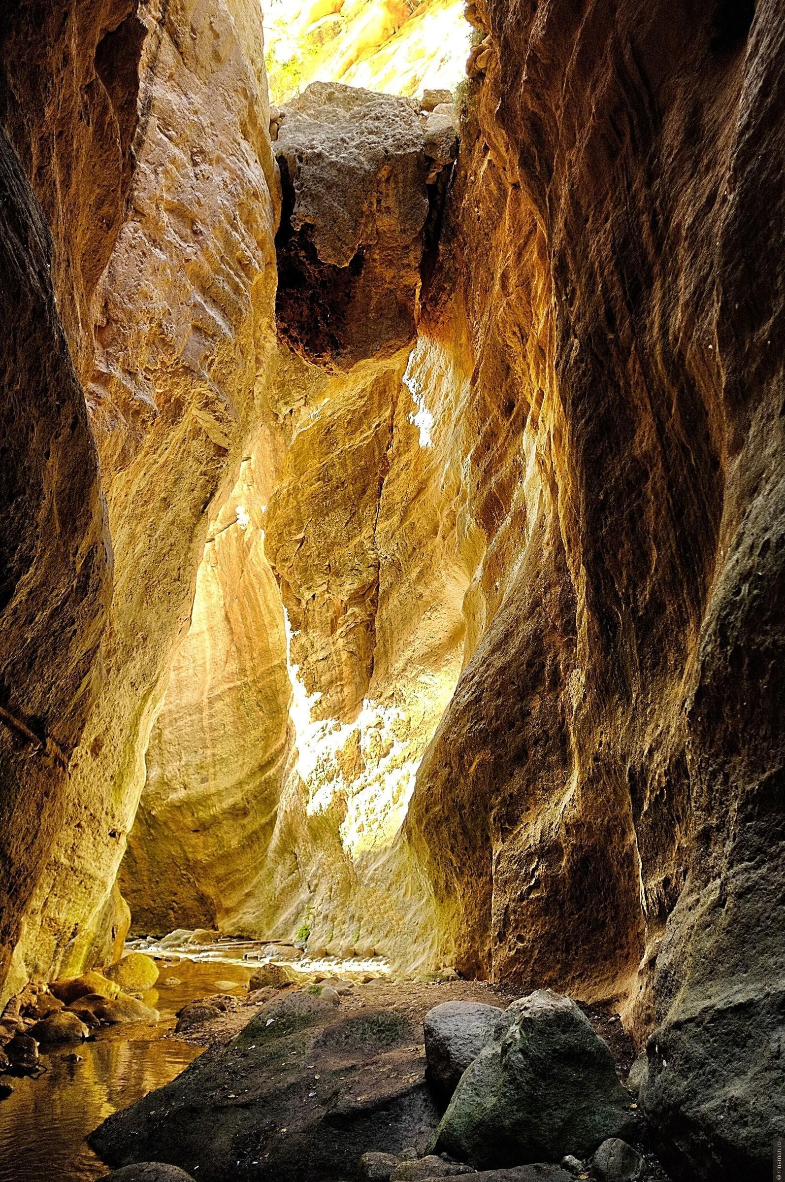 Кипр - Ущелье Авакас | Турнавигатор