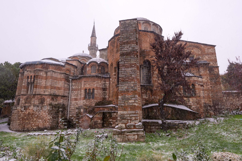 Фото Монастырь Хора