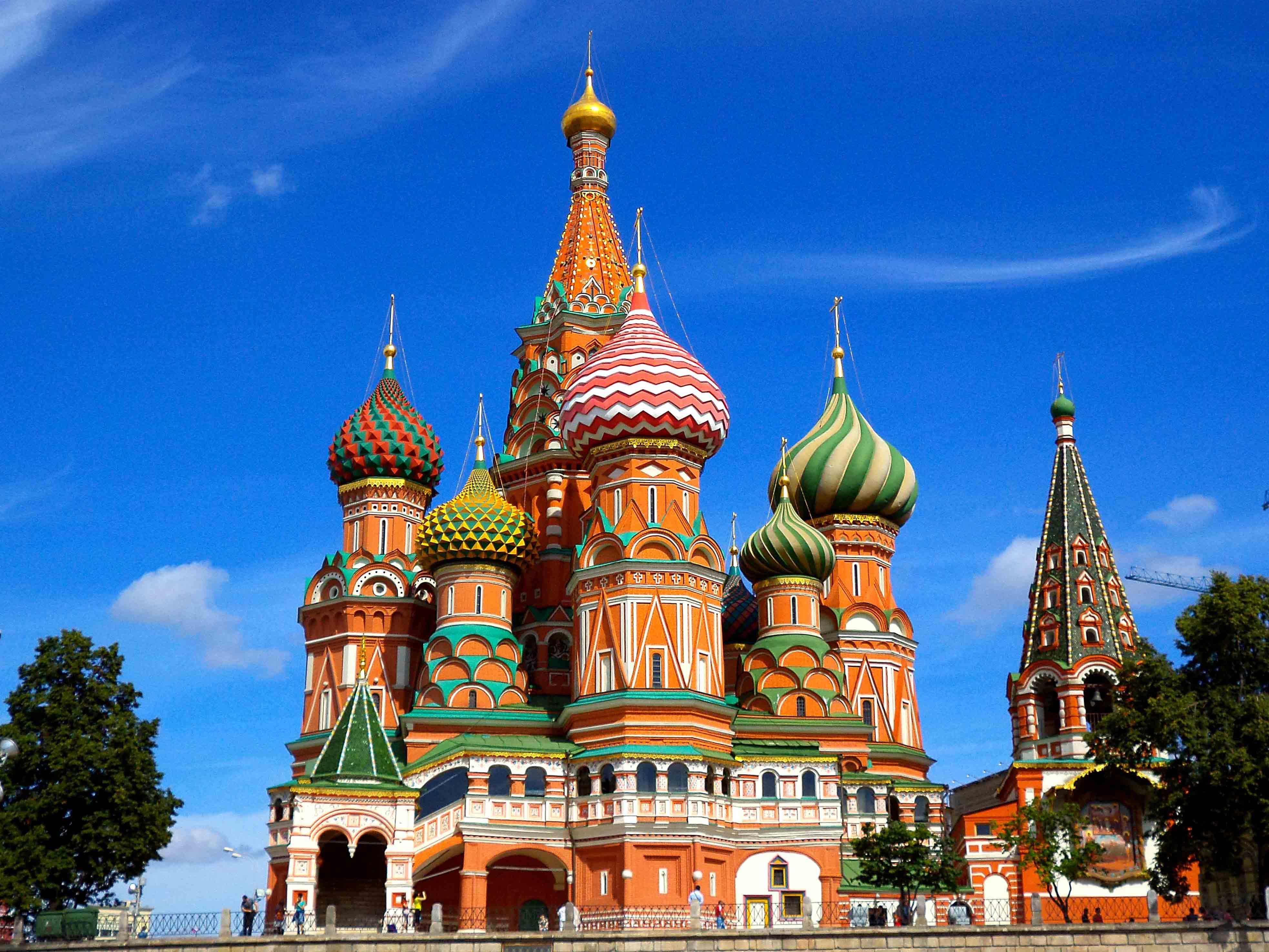 Обои moscow, храм василия блаженного, красная площадь. Города foto 14