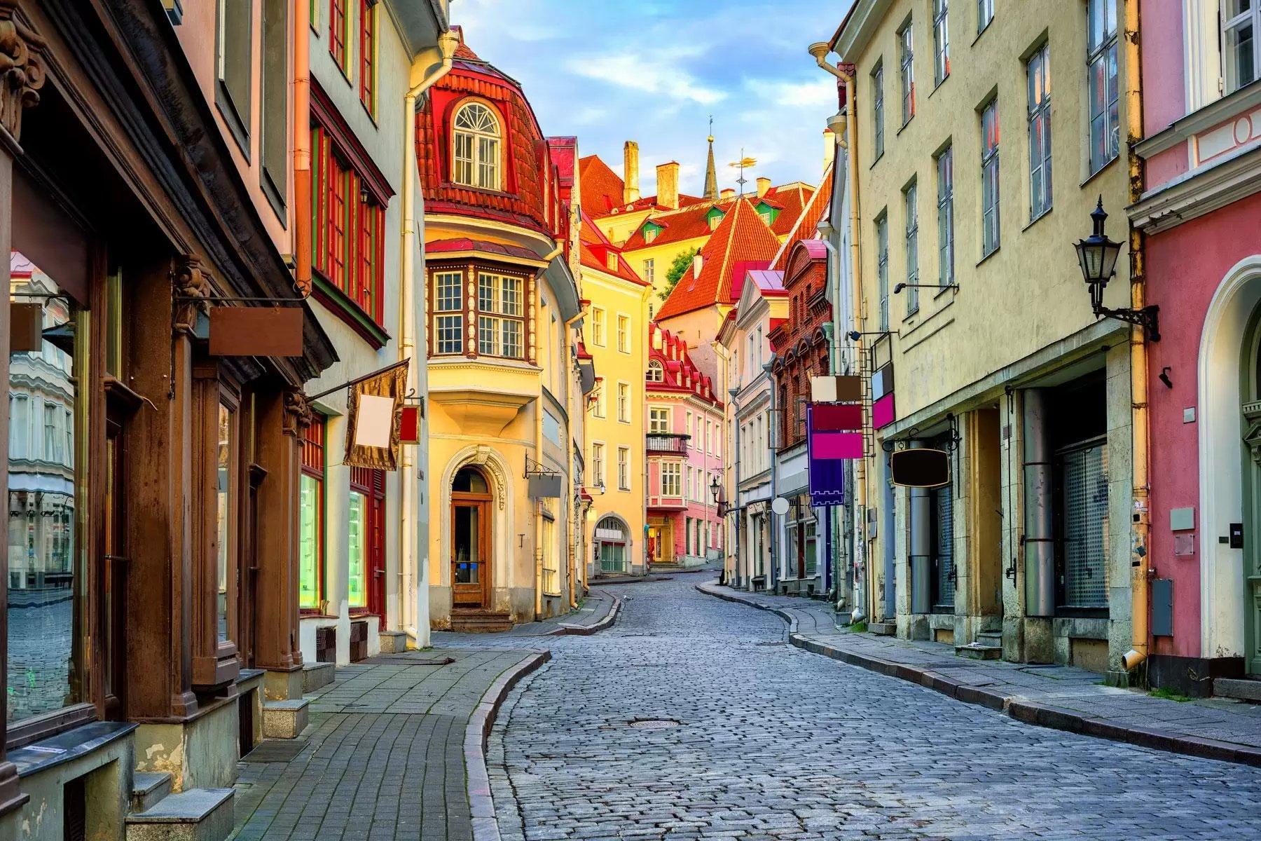 Таллин (Tallinn / Tallinn) | Турнавигатор