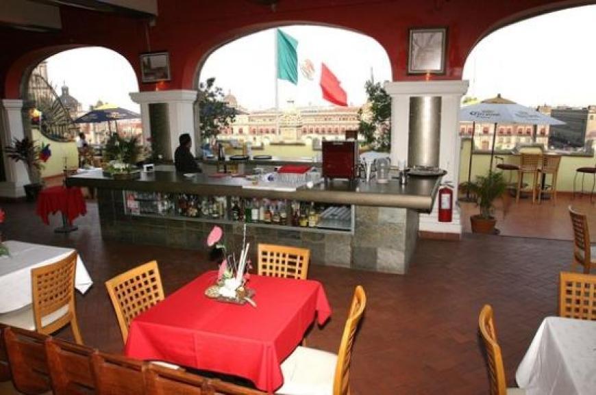 мехико ресторан La Terraza Del Zócalo турнавигатор