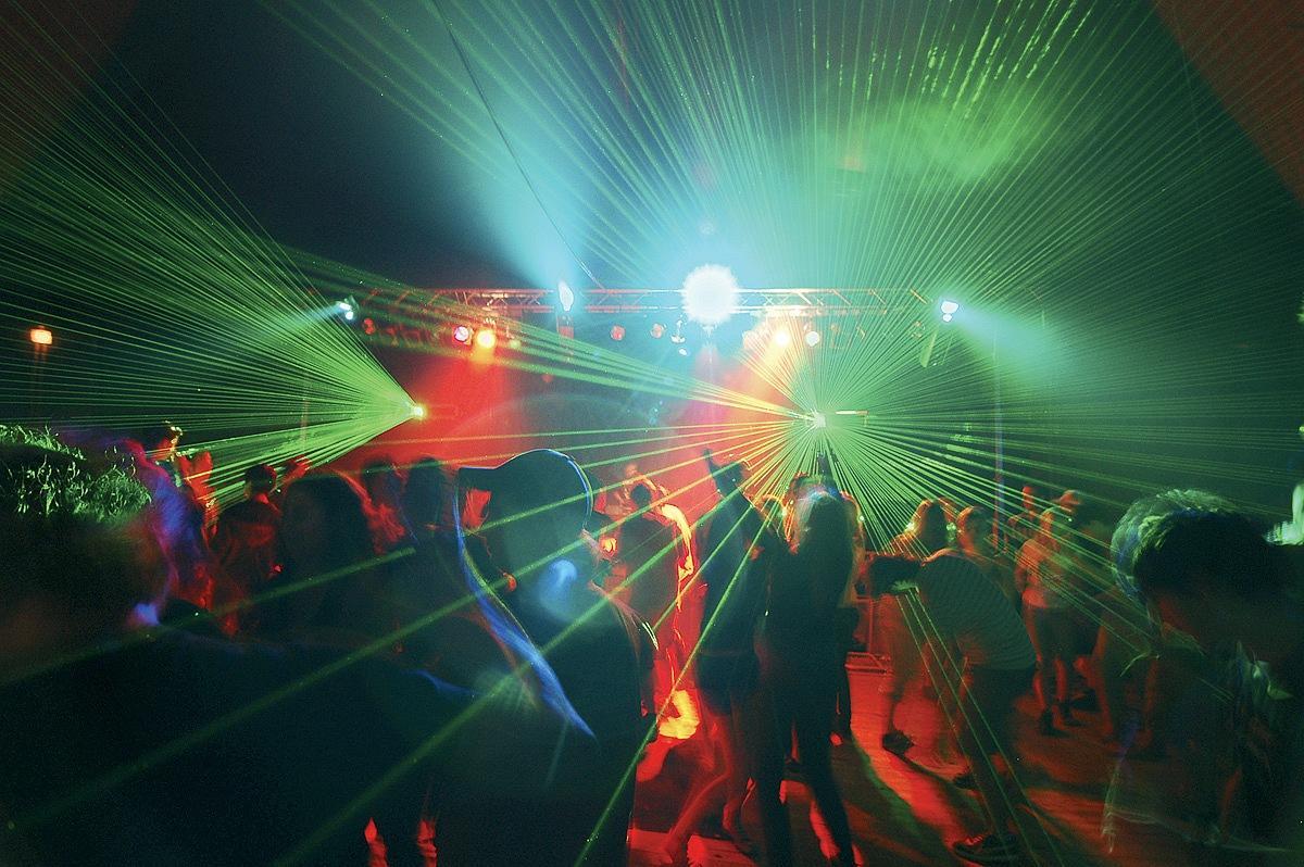 Ночной клуб парк i стеклянный пол ночной клуб
