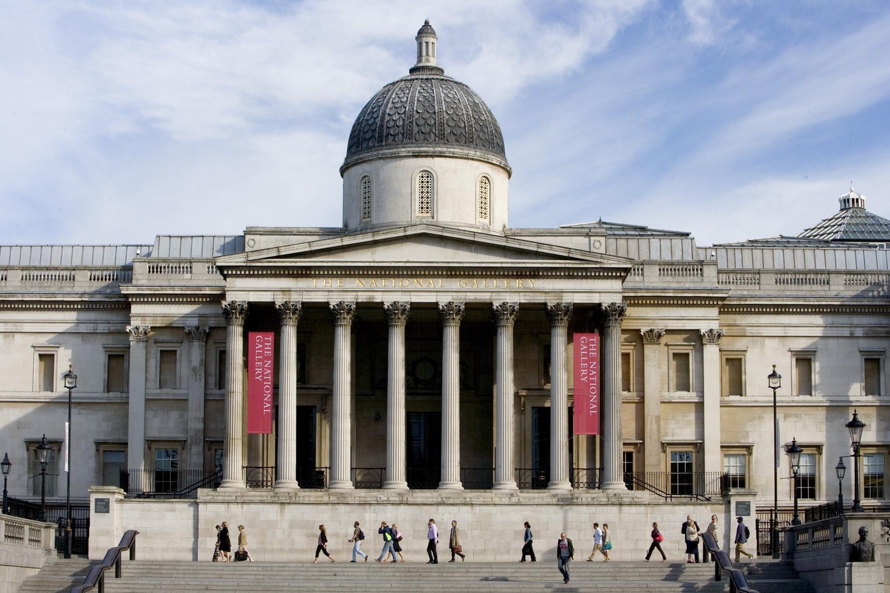 Лондон - Лондонская национальная галерея | Турнавигатор