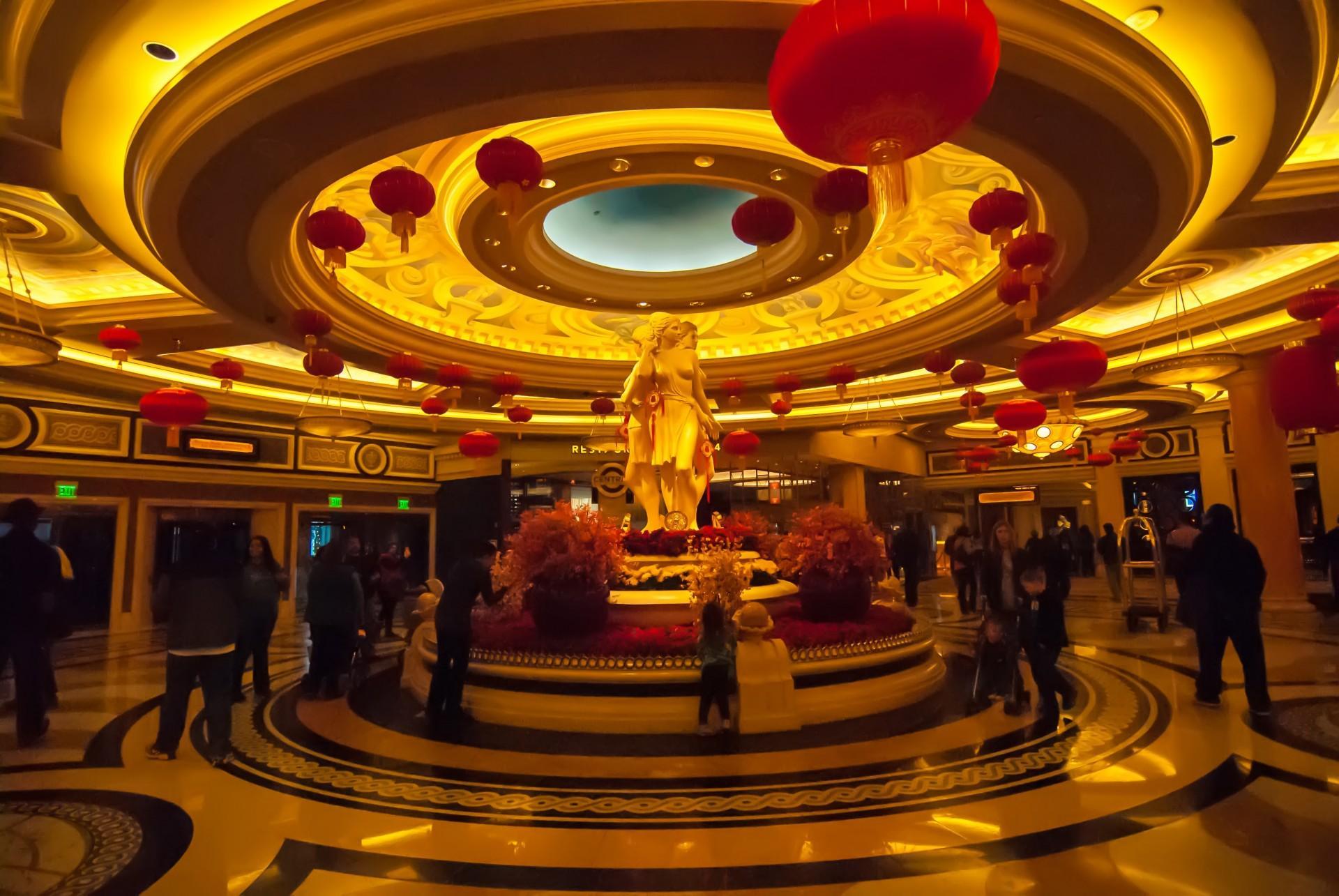 персонал развлекательных центров клубов казино