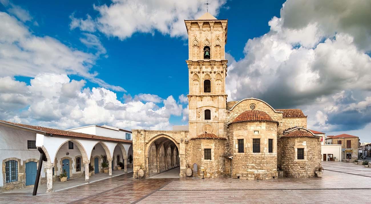 Кипр - Церковь Святого Лазаря | Турнавигатор Ларнака 35 интересных достопримечательностей Ларнаки 1473695501