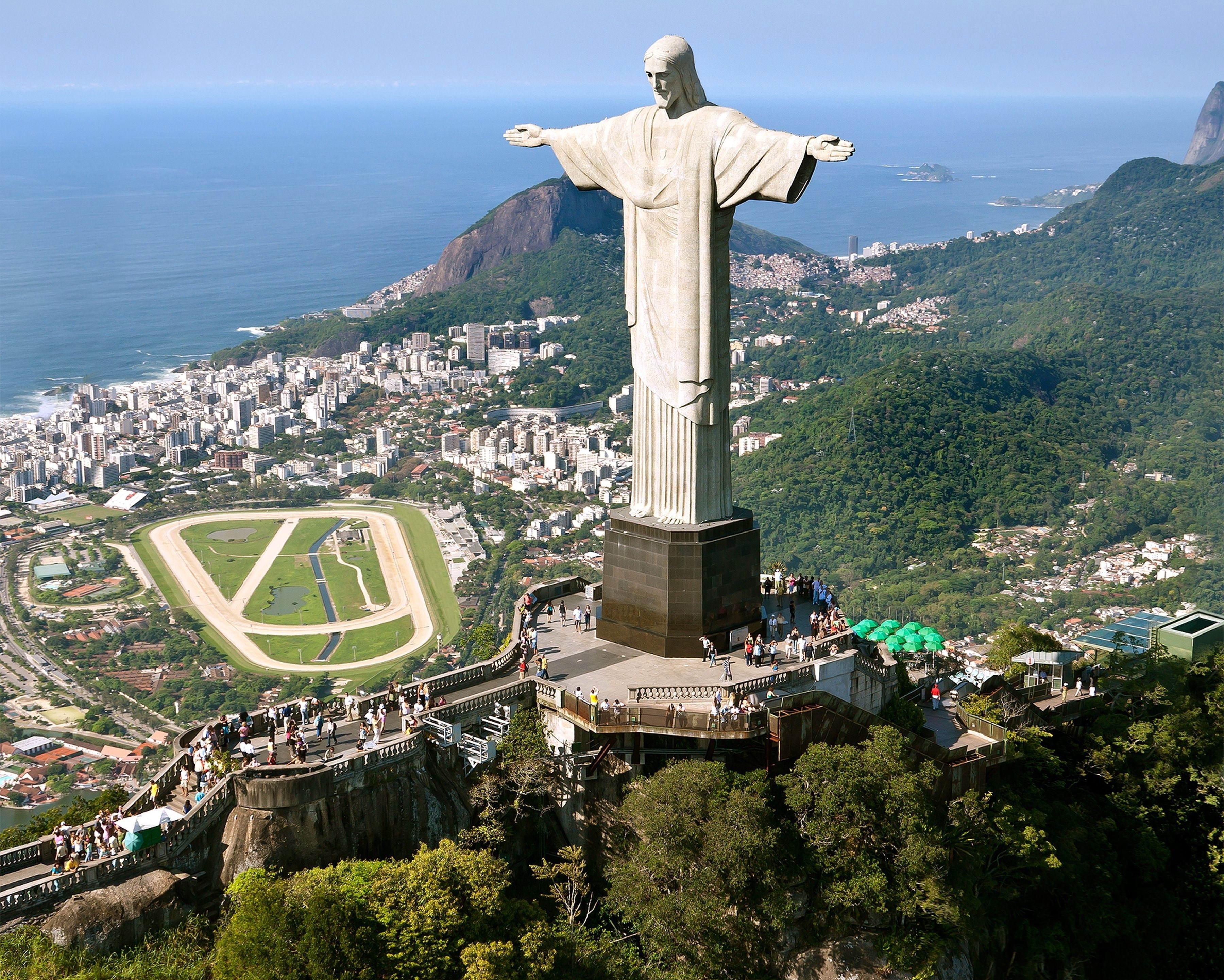 Рио-де-Жанейро - Статуя Христа-Искупителя | Турнавигатор