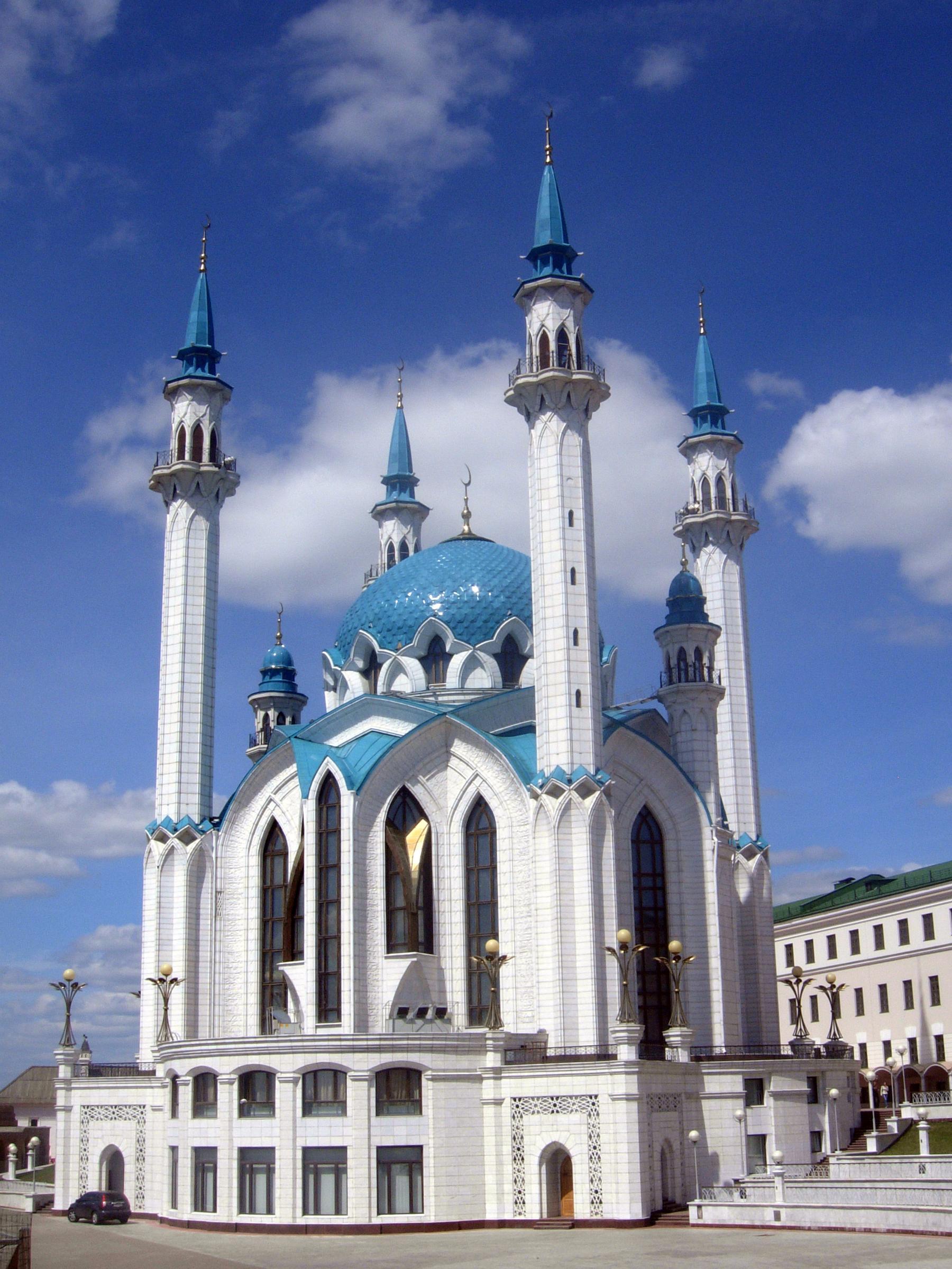Обои Татарстан, кул шариф, мечеть, Казань. Города foto 17