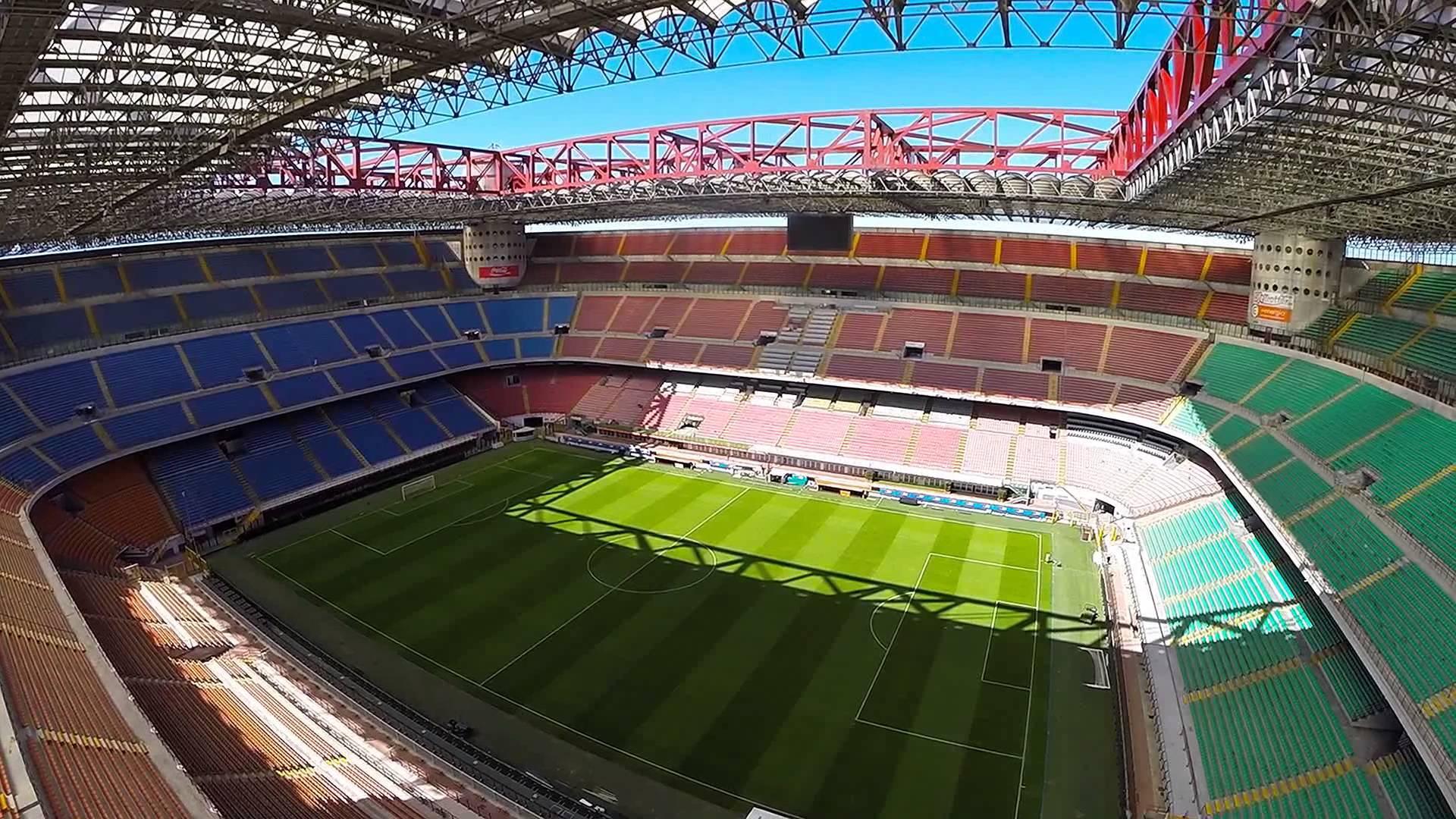 Стадион футбольного клуба милан